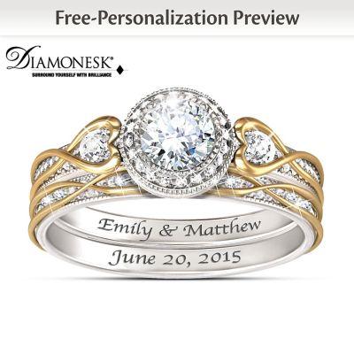 Bridal Wedding Jewelry Bradford Exchange