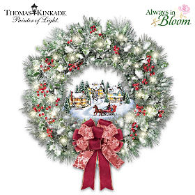 Christmas Homecoming Ideas.15 Christmas Wreaths Ideas Bradford Exchange