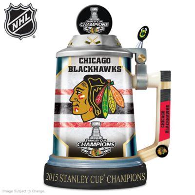 Blackhawks® 2015 Stanley Cup® Championship Stein by