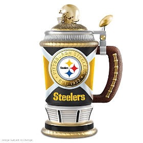 Pittsburgh Steelers Stein
