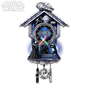 STAR WARS: Sith Vs. Jedi Wall Clock