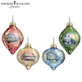 Christmas Tree Ornaments - Bradford Exchange