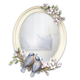 Springtime Songbirds Mirror