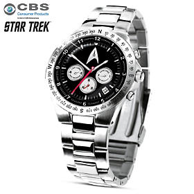 STAR TREK: Live Long And Prosper Men's Watch