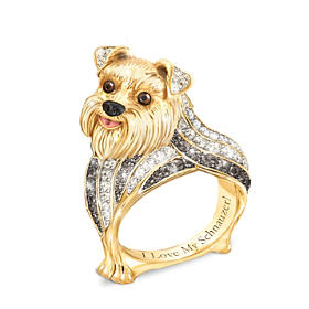 Best In Show Schnauzer Ring