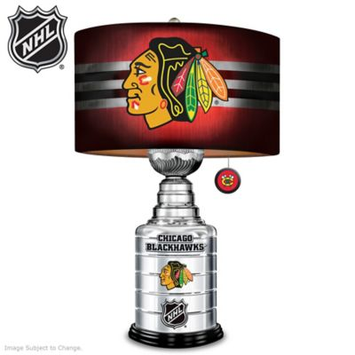 Chicago Blackhawks® Stanley Cup® Table Lamp by