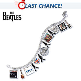 The Beatles Through The Years Bracelet