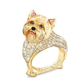 Best In Show Westie Ring