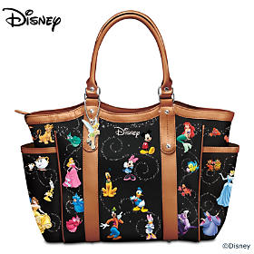 Disney Carry The Magic Tote Bag