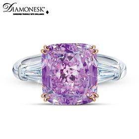Rare Orchid Ring