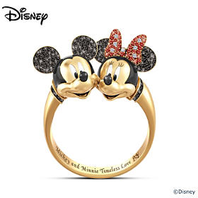 Disney Timeless Love Ring