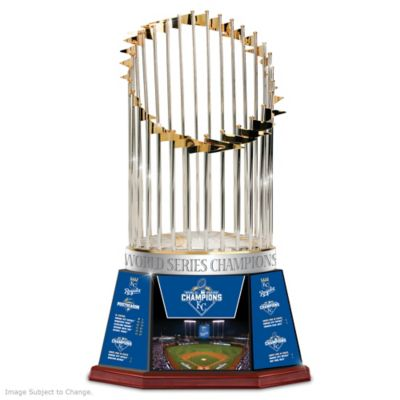 Royals 2015 World Series Champions Commemorative Trophy by