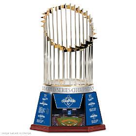 2015 World Series Royals Commemorative Trophy