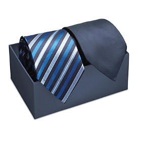 Forge Your Own Path, My Grandson Tie Set