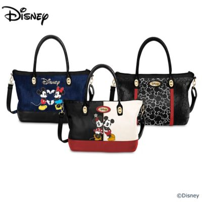 Disney Magical Trio 3-In-1 Interchangeable Handbag by