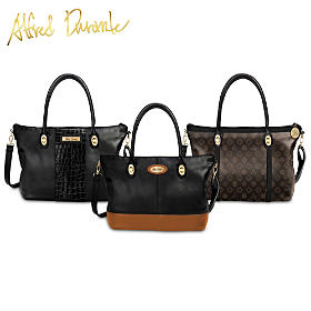 Alfred Durante Interchangeable Designer Handbag