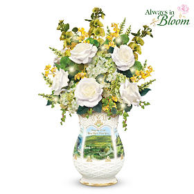 Blessings Of Ireland Table Centerpiece