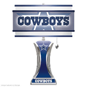 Dallas Cowboys Victory Lamp