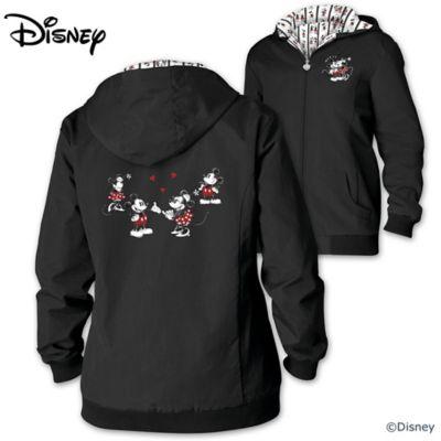 Disney Love Story Water-Resistant Lightweight Women's Jacket by