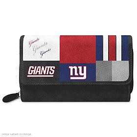 For The Love Of The Game New York Giants Wallet