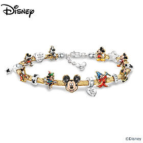 Disney Mickey Mouse's Greatest Moments Bracelet