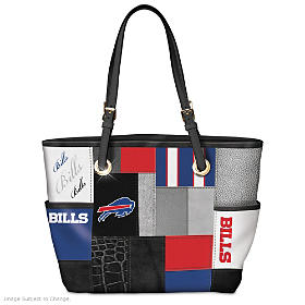 For The Love Of The Game Buffalo Bills Tote Bag