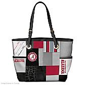 Alabama Crimson Tide Tote Bag