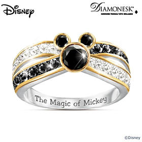 Disney Sparkling Magic Ring