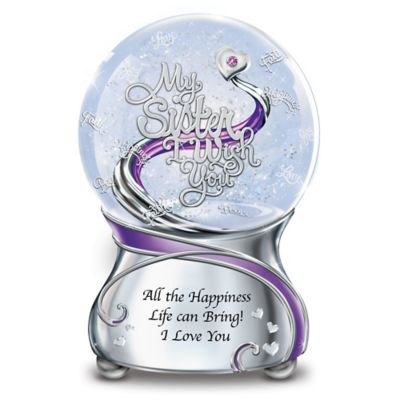 Sister Christmas Ornaments