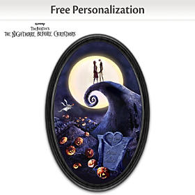Simply Meant To Be Personalized Collector Plate