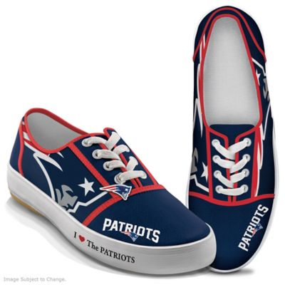 f71f48fcf9899d I Love The New England Patriots Officially Licensed NFL Womens Shoes
