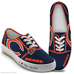 I Love The Bears Women's Shoes
