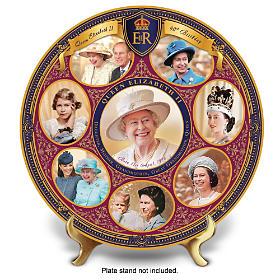 Queen Elizabeth II 90th Birthday Collector Plate