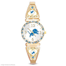 My Lions Women's Watch