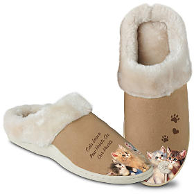 Feline Fun Women's Slippers