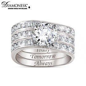 Message Of Love Ring