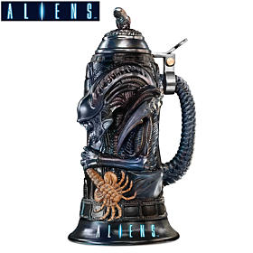 Aliens Xenomorph Stein
