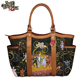 THE WIZARD OF OZ Tote Bag