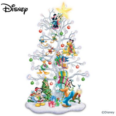 Magic Of Disney Pre Lit Tabletop Christmas Tree