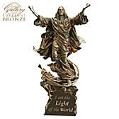 Light Of The World Sculpture