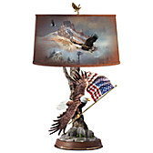 Light Of Freedom Lamp
