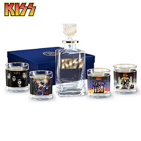KISS Decanter Set