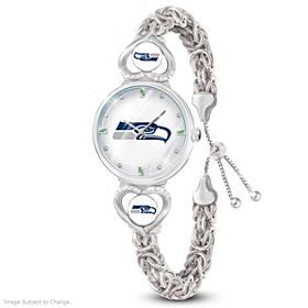 Seahawks Forever Women's Watch