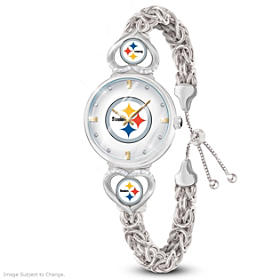 Steelers Forever Women's Watch