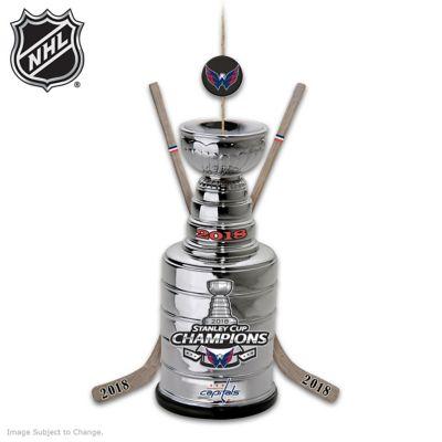 - Washington Capitals® 2018 NHL® Stanley Cup® Christmas Ornament