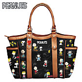 The PEANUTS Gang Tote Bag