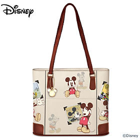 Disney Retro Mickey Mouse Handbag