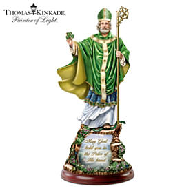 St. Patrick: Illuminations Of Ireland Sculpture