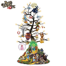 THE WIZARD OF OZ Tabletop Tree