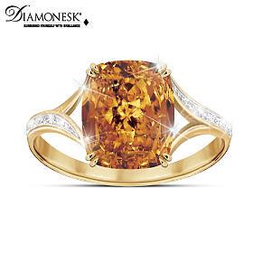 Golden Celebration Ring